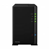 СХД SYNOLOGY FS DS218play